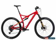 "2018 Salsa Deadwood Mountain Bike X-Large 29"" Carbon SRAM GX Eagle 12s WTB Asym for Sale"