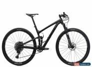 "2016 Trek Top Fuel 9.8 SL Mountain Bike Large 29"" Carbon SRAM GX Eagle Bontrager for Sale"