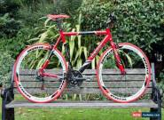 TEMAN  Brand New Hybrid / Racing Road Bike Bicycles- Shimano 21 Speed -RED  for Sale