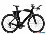2018 Trek Speed Concept Triathlon Bike Large Carbon Shimano Ultegra 8000 11s for Sale