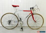 LEGNANO Classic Vintage Italian Bike, 54 cm, 700c Wheels, 13 Speed NISI Wheels  for Sale