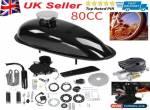 80CC 3.5Kw/6000Rpm Bicycle Engine Kit 2 Stroke Gas Motorized Bike Motor DIY Set for Sale