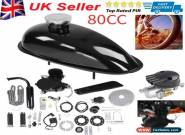 80CC 3.5Kw/6000Rpm Bicycle Engine Kit 2 Stroke Gas Motorized Bike Motor DIY Set for Sale