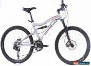 USED 2010 GT Sensor 3.0 XS Aluminum Full Suspension Mountain Bike Deore 3x9 for Sale