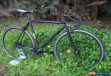 Classic FUJI FEATHER / BMC Single speed or Fixie, Size M,Black stealth Edition, Exc Cond for Sale