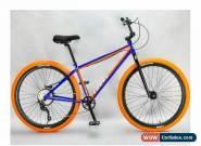 MAFIABIKES 26 inch Mafia Bomma 10 Speed Blue Orange - Wheelie Bike for Sale