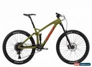 "2019 Felt Decree 5 Carbon Full Suspension Mountain Bike Sram Eagle 12-Speed 18"" for Sale"