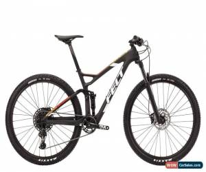 "Classic 2019 Felt Edict 5 Carbon Full Suspension MTB Bike Sram Eagle NX 12-Speed 20"" for Sale"