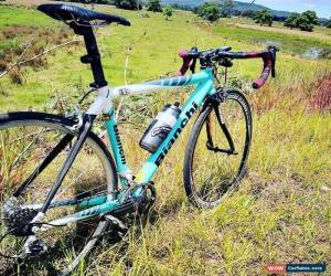 Classic Bianchi road bike, Celeste, 51cm frame, cycling, bicycle, campagnolo, great bike for Sale