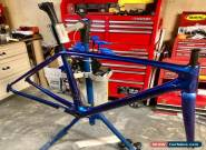 2017 54cm Specialized Tarmac Expert Cameleon Frame/ Fork/ Seatpost Condition for Sale