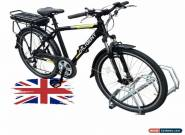 G-Hybrid Diligent Electric Hybrid Bike With 36v10Ah Battery 7 Gear BLACK 13092 for Sale