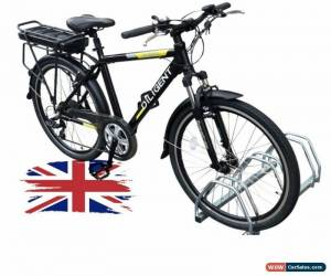 Classic G-Hybrid Diligent Electric Hybrid Bike With 36v10Ah Battery 7 Gear BLACK 13092 for Sale