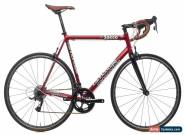 2003 Cannondale CAAD7 Optimo Saeco Team Road Bike 58cm Aluminum SRAM Apex 10s for Sale