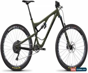 Classic Santa Cruz 2018 Bronson 2.1 C XE - Green for Sale