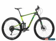 "2018 Giant Anthem Advanced 1 Mountain Bike Large 29"" Carbon Shimano SLX for Sale"