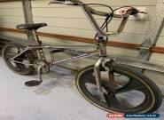 1997 Mongoose Villian, Full Survivor OG Complete BMX for Sale