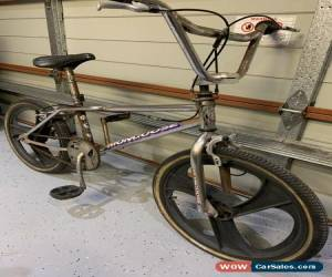 Classic 1997 Mongoose Villian, Full Survivor OG Complete BMX for Sale