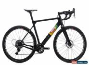 2017 3T Exploro Team Cyclocross Bike Large Carbon SRAM Force 1x11 Hope Stans for Sale