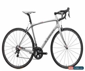 Classic 2016 Trek Domane 5.2 Road Bike 56cm Carbon Shimano Ultegra Bontrager 2x11 for Sale