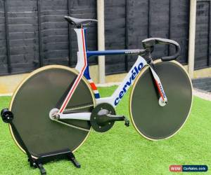 Classic Special Cervelo T4 GB Rio Colours Track Bike Fixie (Frameset only) For Sale T5 for Sale