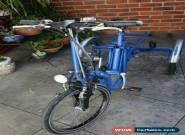Tricycle adult. Italian Di Blasi R32. for Sale
