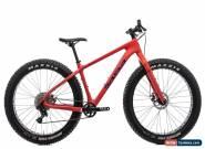 2018 Salsa Beargrease Carbon Fat Bike Medium Carbon SRAM NX1 11s Mulefut 80 SL for Sale