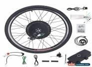 "26"" Electric Bicycle Motor Conversion Kit 500W/1000W Front Rear Wheel E Bike  for Sale"