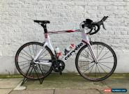 Cervelo S5 61cm, 2012 (DuraAce, Rotor3D, Fulcrum Racing One, Garmin) for Sale