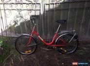 Retro Malvern Star Step Through Bike 3 Speed for Sale