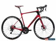 2017 Giant Defy Advanced 2 Disc Road Bike Med/Large Carbon Shimano 105 11s for Sale