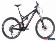 """USED 2016 Intense Tracer T275A Large 19"""" Full Suspension Mountain Bike Deore 2x1 for Sale"""