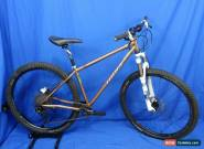 Niner SIR 9 Steel 1x11 Spd 29er Mountain Bike - Medium - FOX, Shimano XT  for Sale
