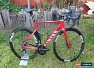Canyon Aeroad CF SLX disc Sram Red Etap HRD Enve Wheels for Sale