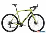 2017 Felt F4X Cyclocross Bike 57cm Carbon SRAM Force CX1 11s Novatec Maxxis for Sale