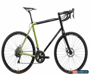 Classic 2014 Seven Cycles Evergreen Road Bike 58cm Large Steel Shimano Ultegra 11 Speed for Sale