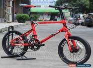 "JAVA Minivelo Bike 20"" 406 Mini velo Urban Commuter 18s Hydraulic Disc Brake for Sale"