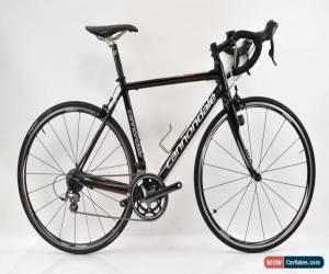 Classic Cannondale SuperSix 5 Aluminum Bike 54cm Black for Sale