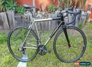 Curve Belgie Custom Titanium Road Bike Sram Etap Chris King for Sale