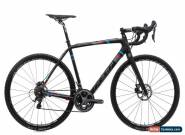 2015 Felt F1X Cyclocross Bike 53cm Carbon Shimano Dura-Ace Ultegra Disc HED for Sale