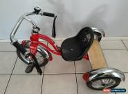 "SCHWINN ROADSTER 12"" TRIKE TRICYCLE KIDS BIKE RETRO STYLE. for Sale"
