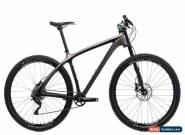"2011 Niner Air 9 Carbon Mountain Bike Large 29"" XT-M785 10 Speed Race Face WTB for Sale"