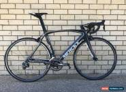 2016 Eddy Merckx EMX-525 Carbon Road Bike Dura Ace Di2 56cm for Sale