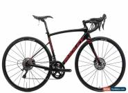 2017 Ridley Fenix SL Disc Road Bike 51cm Carbon Shimano Ultegra DT Swiss for Sale