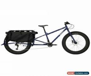 Classic Mountain Bike Surly Big Fat Dummy Blue Medium for Sale