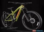 2019 Felt Decree 5 Size 16/S Full Suspension Carbon Mountain Bike SRAM NX Disc for Sale