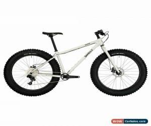 Classic Mountain Bike Surly Wednesday Grey Medium for Sale