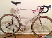 "Stunning 1987 Team Paganini Steel Racing Bike Columbas SLX Campagnolo record 58"" for Sale"