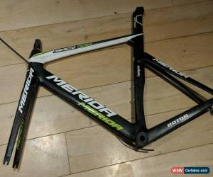 Classic Merida Reacto Team E carbon lightweight racing bicycle frame Size S / M Di2 for Sale