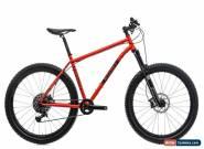 "2017 Ritchey Timberwolf Mountain Bike Large 27.5"" Steel SRAM X1 11s Shimano XTR for Sale"