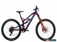 2016 Intense UZZI 275 Mountain Bike Medium Aluminum SRAM NX 11s Industry Nine for Sale